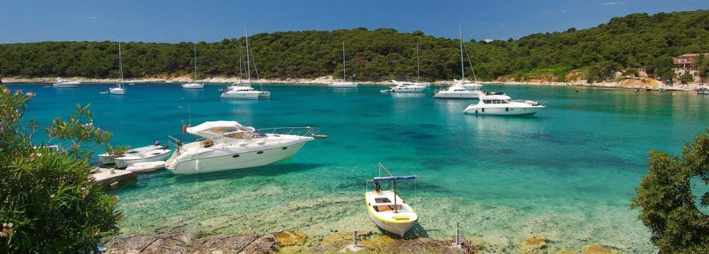 Visiting Hvar Island in Split, Croatia