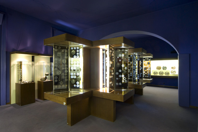 The Archeology Museum in Zagreb