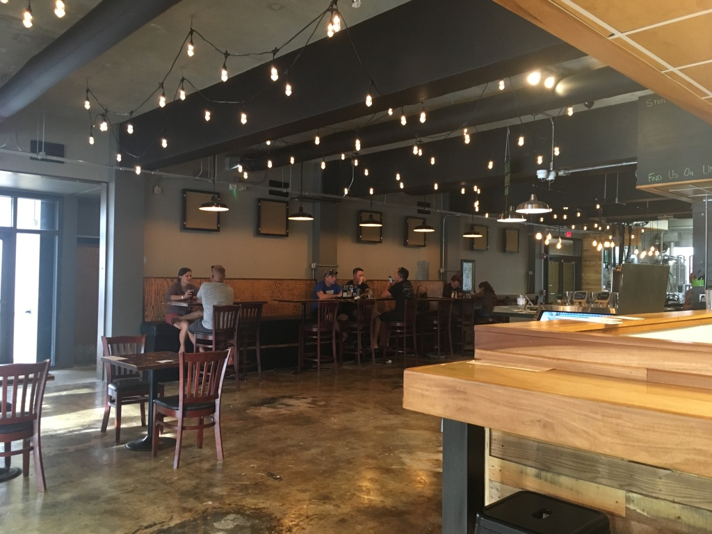 Grab a beer at the local Carabao Brewing company in Guam