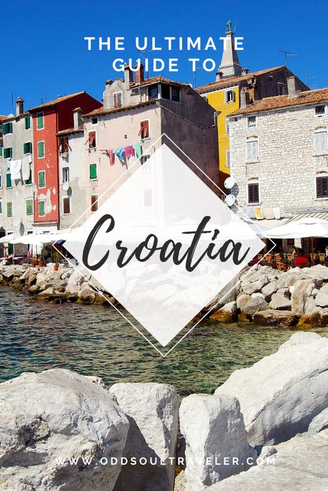 Plan a trip to Croatia