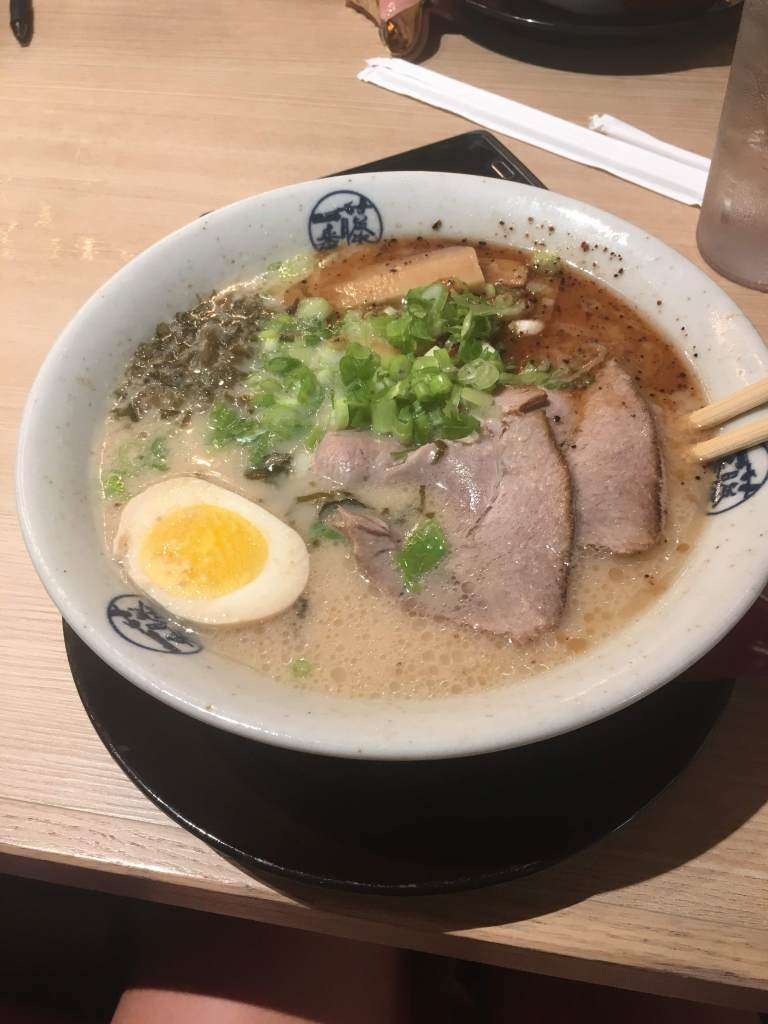 Lots of ramen, noodle soups and stir fry options for visitors in Guam to enjoy