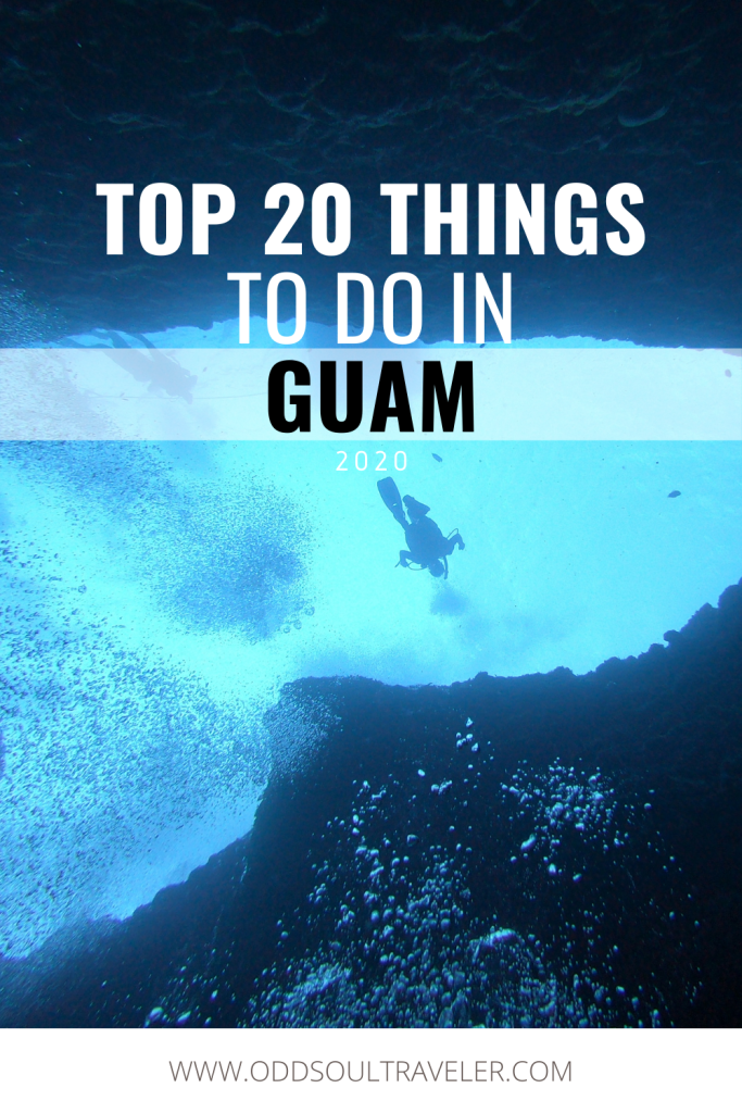 Planning a trip to Guam