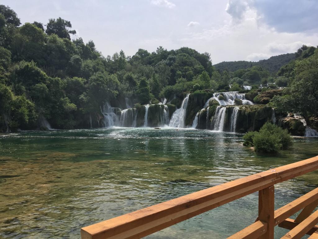 Krka National Park near Split, Croatia