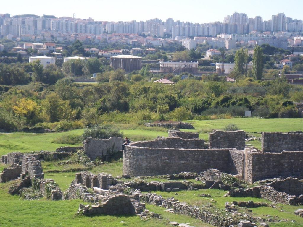 The Roman Ruins of Solin near Split