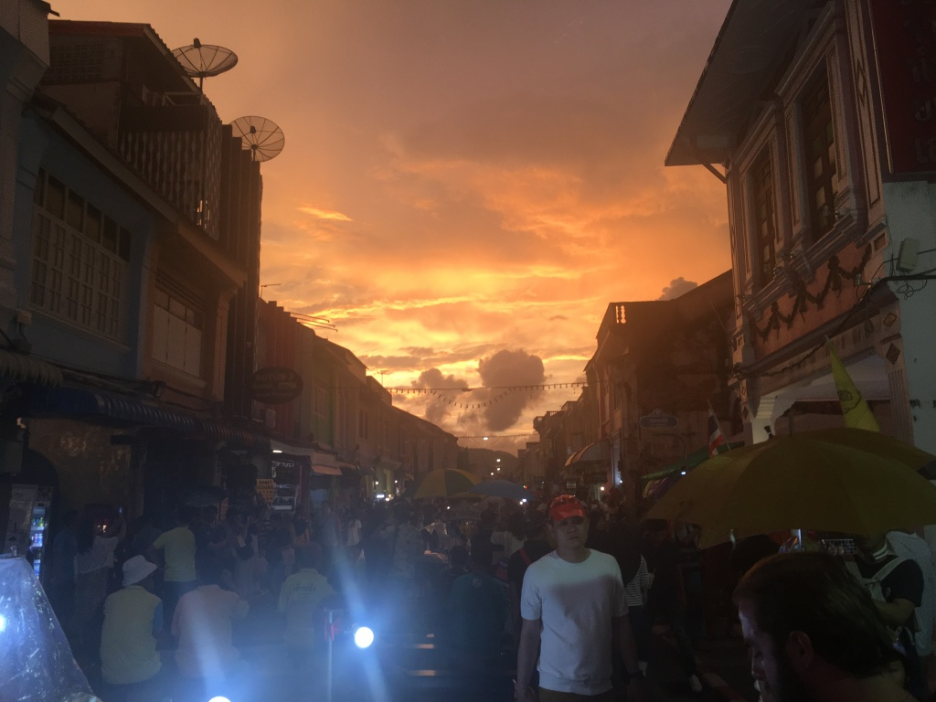 Indy Night Market in Phuket Town