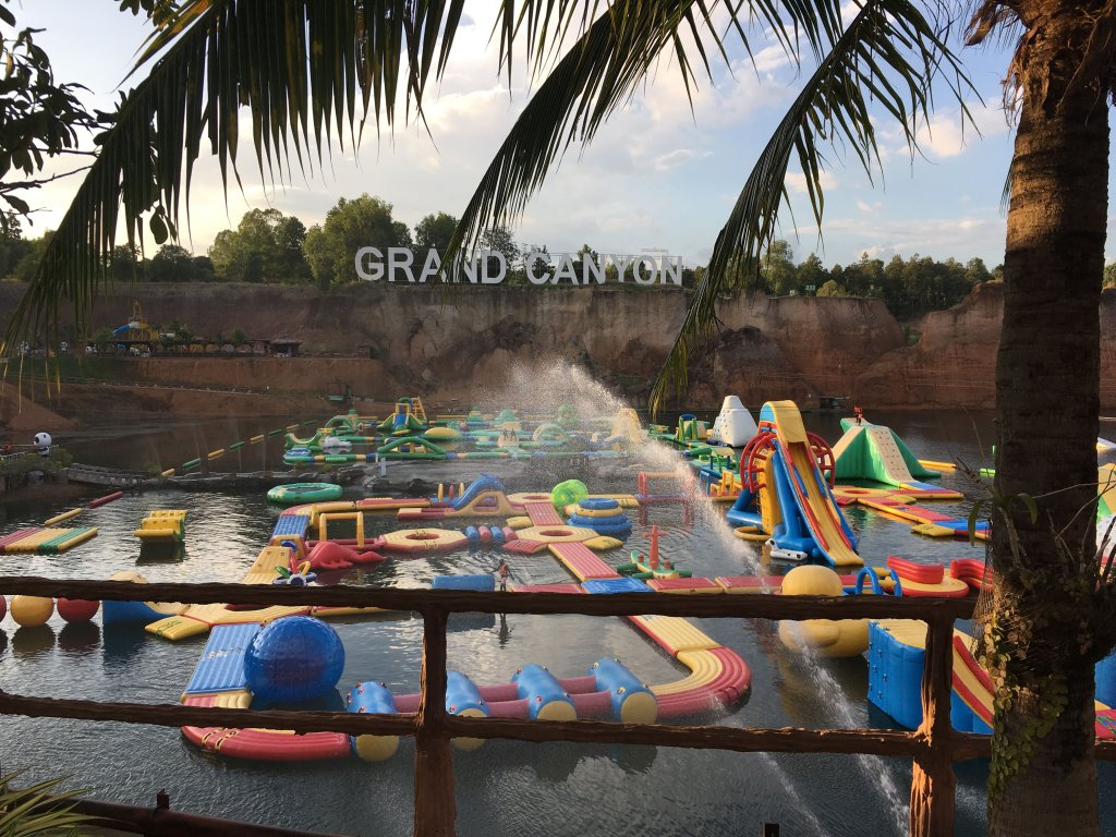 Grand Canyon Water Park in Chiang Mai