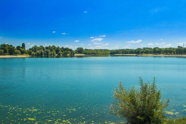 Jarun Lake in Zagreb