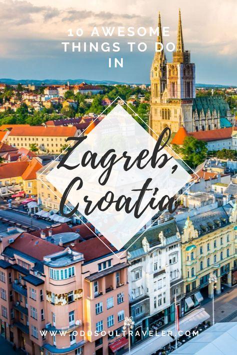 Plan a trip to Zagreb, Croatia