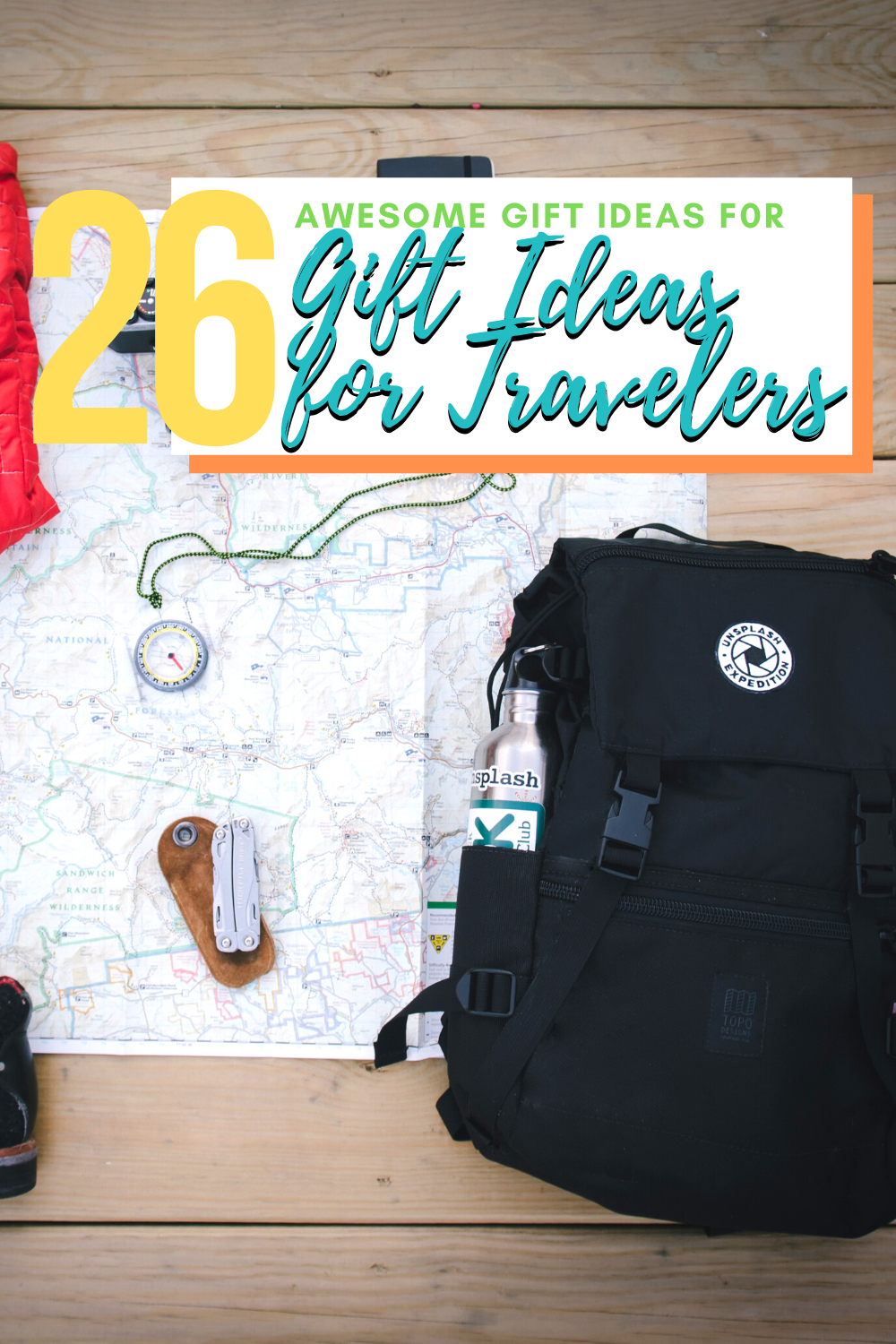26 best gifts for travelers