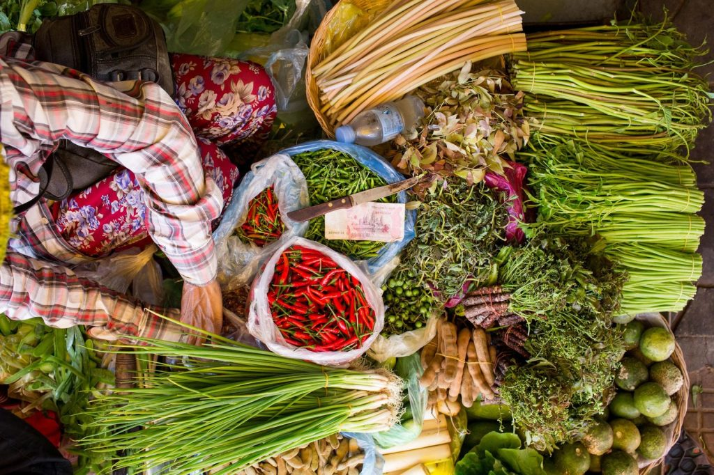 Food tour of local, Cambodian cuisine in Siem Reap