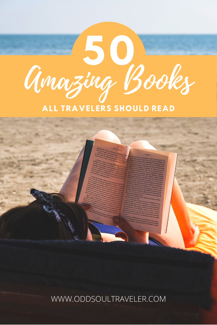 50 amazing books that all travelers should read