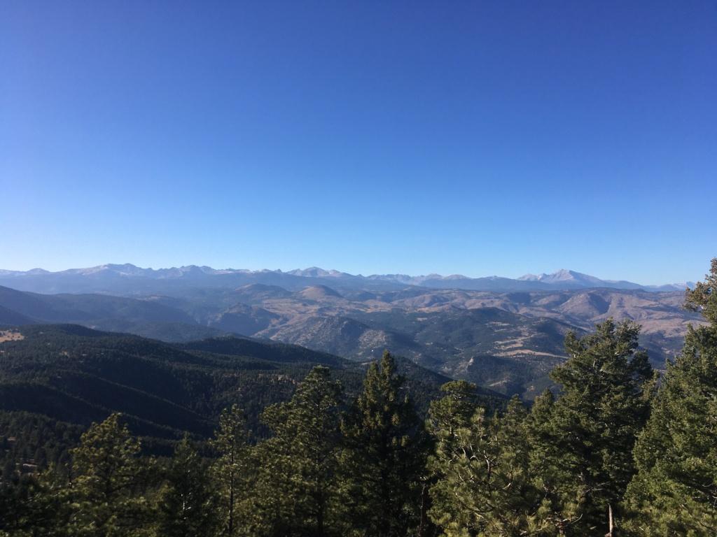 Hiking Green Mountain in Boulder, Colorado