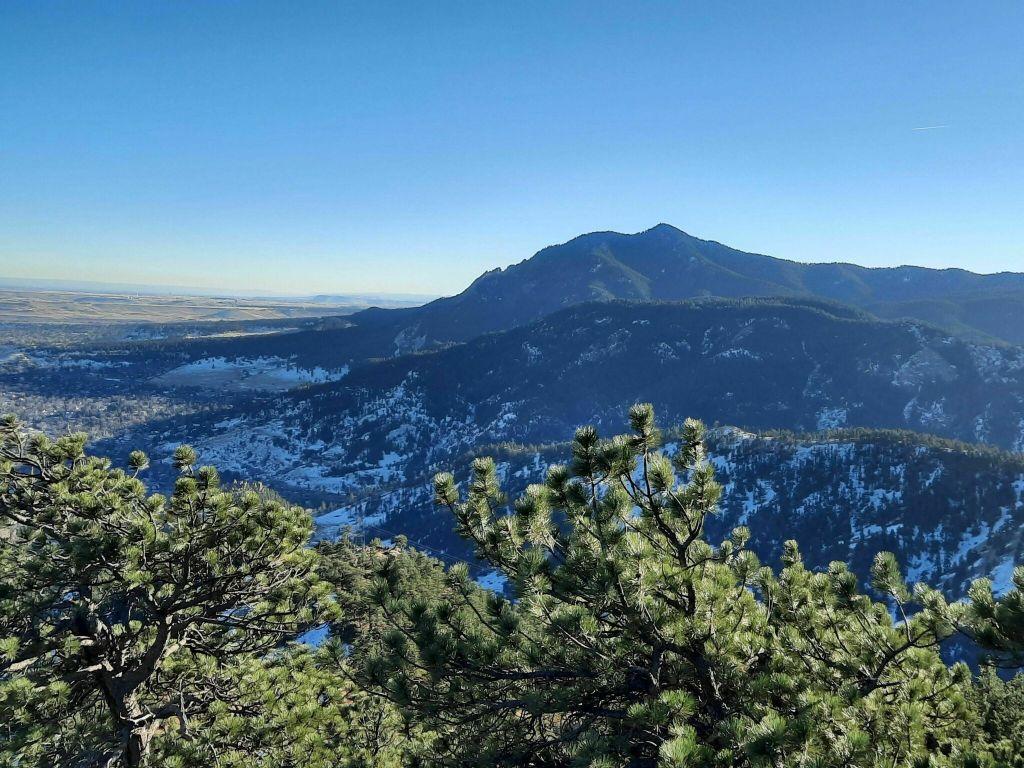 Hiking Mount Sanitas in Boulder, Colorado