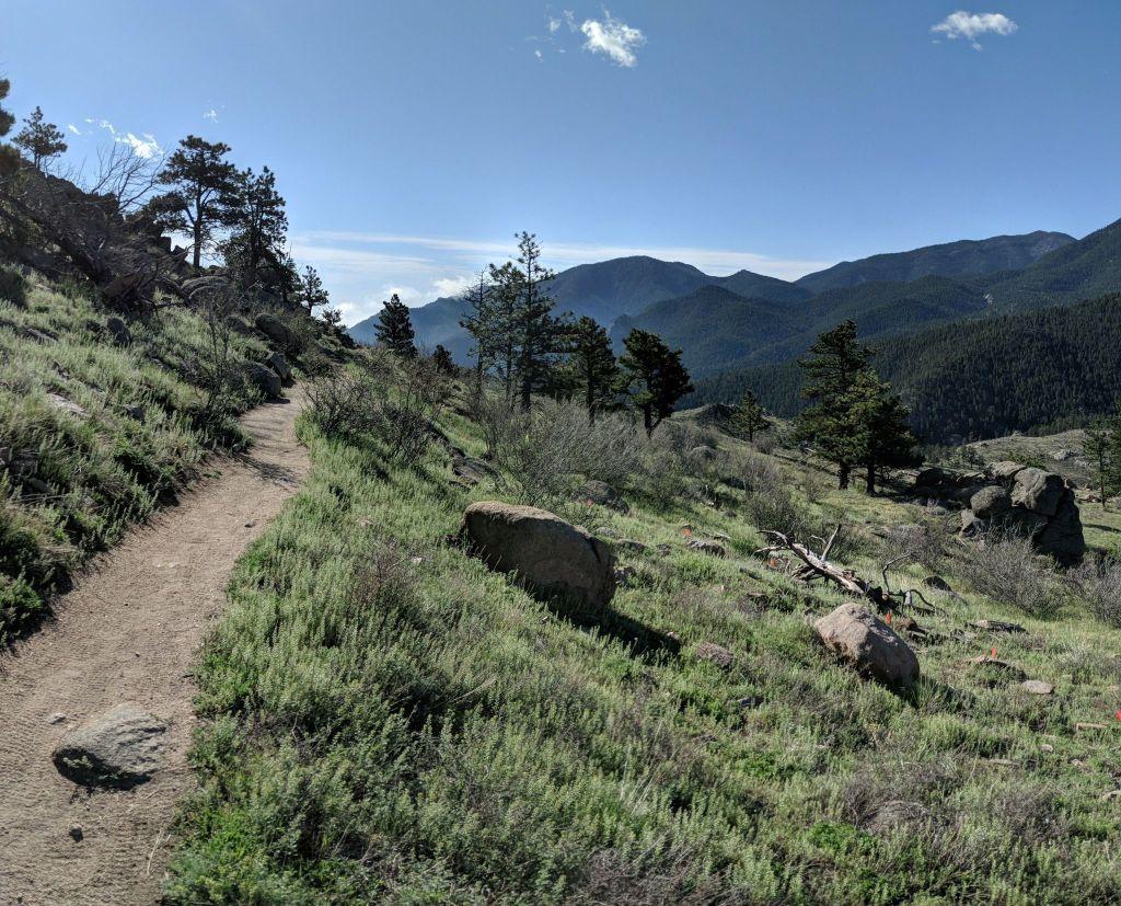 Hiking the Walker Ranch Loop